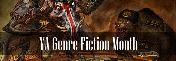 YA Genre Fiction Month