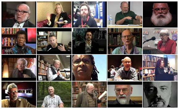 A bunch of SF/F Authors
