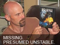 Missing.  Presumed unstable.