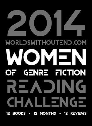 2014 Women of Genre Fiction Reading Challenge
