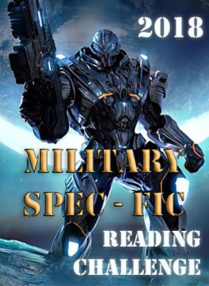 2018 Military Spec-Fic Reading Challenge