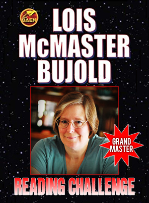 Lois McMaster Bujold Reading Challenge