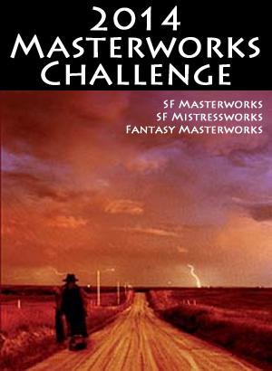 2014 Masterworks Reading Challenge