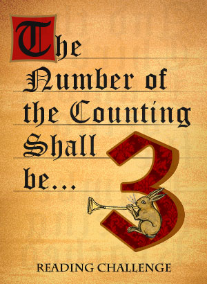 The Number of the Counting Shall be 3 Reading Challenge