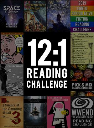12:1 Reading Challenge