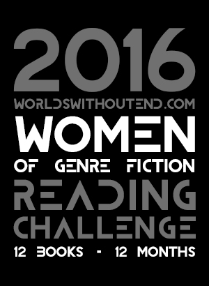 2016 Women of Genre Fiction Reading Challenge