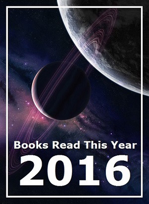 Books Read This Year: 2016
