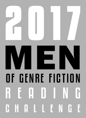2017 Men of Genre Fiction Reading Challenge