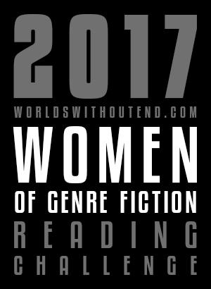 2017 Women of Genre Fiction Reading Challenge