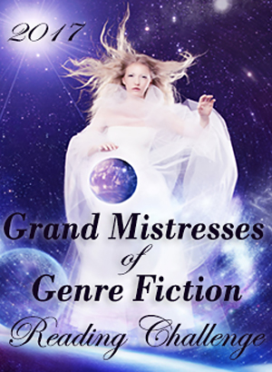 Grand Mistresses of Genre Fiction Reading Challenge 2017