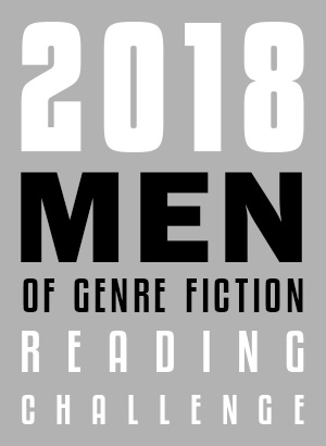 2018 Men of Genre Fiction Reading Challenge