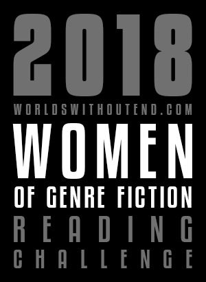 2018 Women of Genre Fiction Reading Challenge
