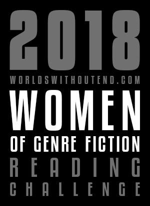 2018 Women of Genre Fiction Reading Challenge