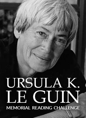 Ursula K. Le Guin Memorial Reading Challenge