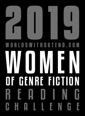 2019 Women of Genre Fiction Reading Challenge