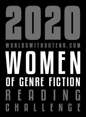 2020 Women of Genre Fiction Reading Challenge