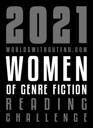 2021 Women of Genre Fiction Reading Challenge