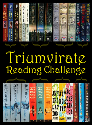 2019 Triumvirate Reading Challenge
