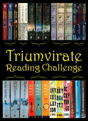 2019 Triumvirate Reading Challenge