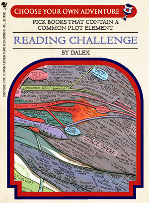 Choose Your Own Adventure Reading Challenge
