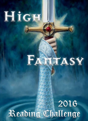 High Fantasy Reading Challenge 2016