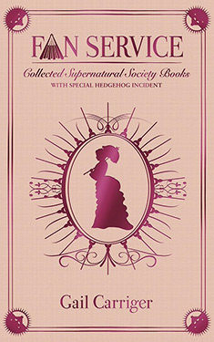 Fan Service:  Collected Supernatural Society Books