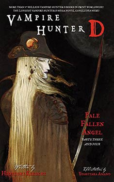 Pale Fallen Angel:  Parts Three and Four