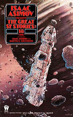 The Great SF Stories 18 (1956)