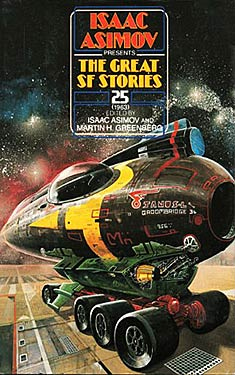 The Great SF Stories 25 (1963)