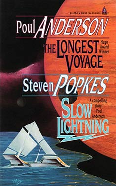 Tor Double #30: The Longest Voyage / Slow Lightning