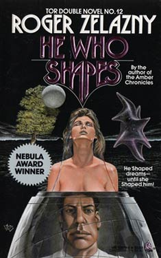 Tor Double #12: He Who Shapes / The Infinity Box