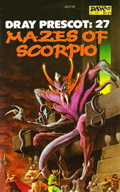 Mazes of Scorpio