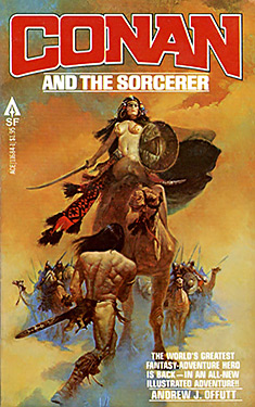 Conan and the Sorcerer