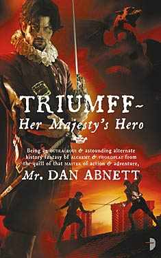 Triumff - Her Majesty's Hero