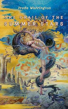 Grail of the Summer Stars cover - Kinuko Craft