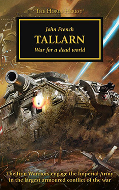 Tallarn:  War for a dead world