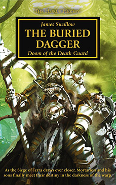 The Buried Dagger:  Doom of the Death Guard