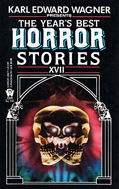 The Year's Best Horror Stories: Series XVII
