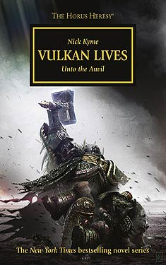 Vulkan Lives:  Unto the Anvil
