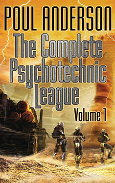 The Complete Psychotechnic League, Vol. 1
