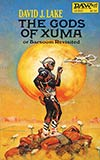 The Gods of Xuma or Barsoom Revisited