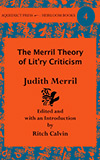 The Merril Theory of Lit'ry Criticism