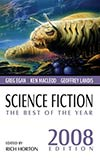 Science Fiction: The Best of the Year, 2008 Edition