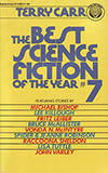 The Best Science Fiction of the Year #7
