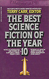 The Best Science Fiction of the Year #10