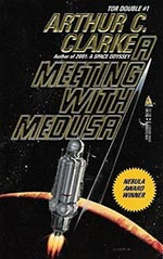 Tor Double #1: A Meeting With Medusa / Green Mars