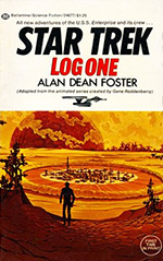 Star Trek Log One