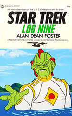 Star Trek Log Nine