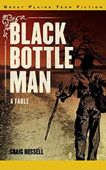 Black Bottle Man