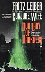 Tor Double #36: Conjure Wife / Our Lady of Darkness